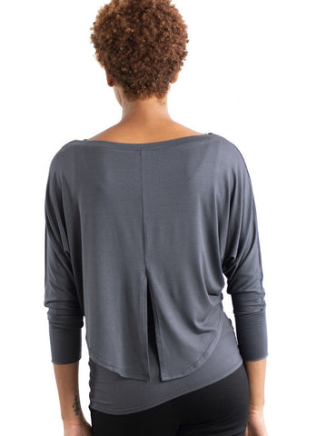 Kelly Duet A nursing top that is many tops in one, easy breastfeeding, easy style, easy happy. -Kelly Duet - Nurses Tops alex & harry back, loose.