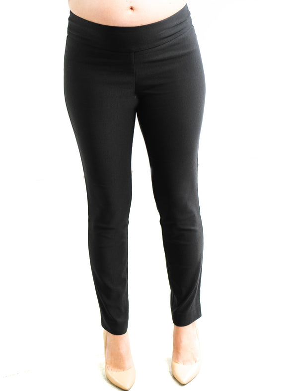 Elie Ankle Pant- Black