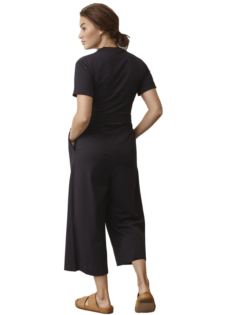 Amelia Jumpsuit (Nursing) Bottoms Boob Design