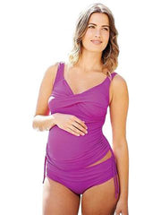 Bella Ruched 2 Piece Tankini