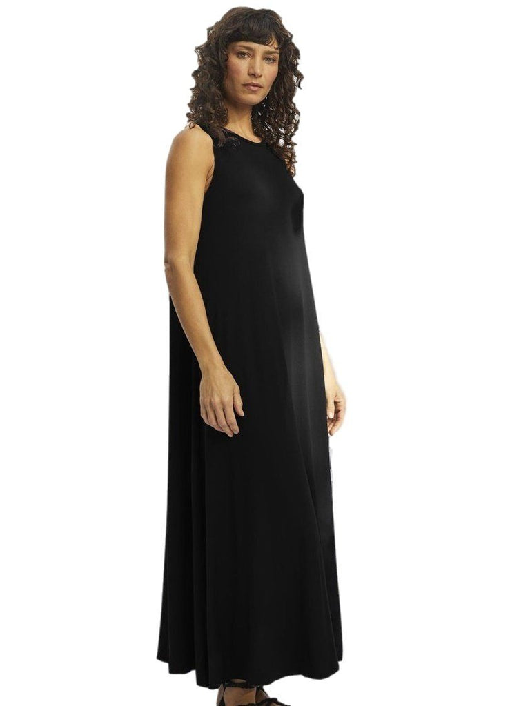 SF Swing Dresses mom fave S Black