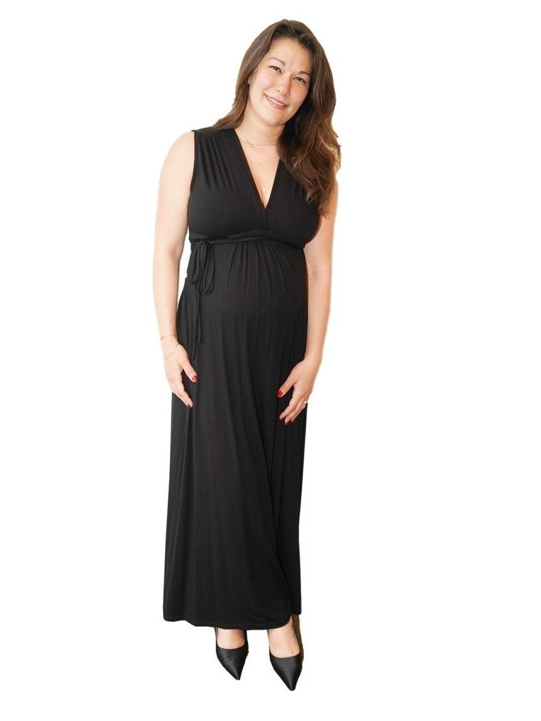 Angelina Maxi-Nursing Friendly (more colors:)