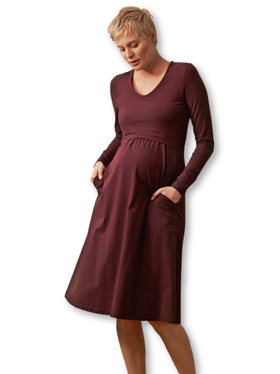 Charlotte Nursing Dress