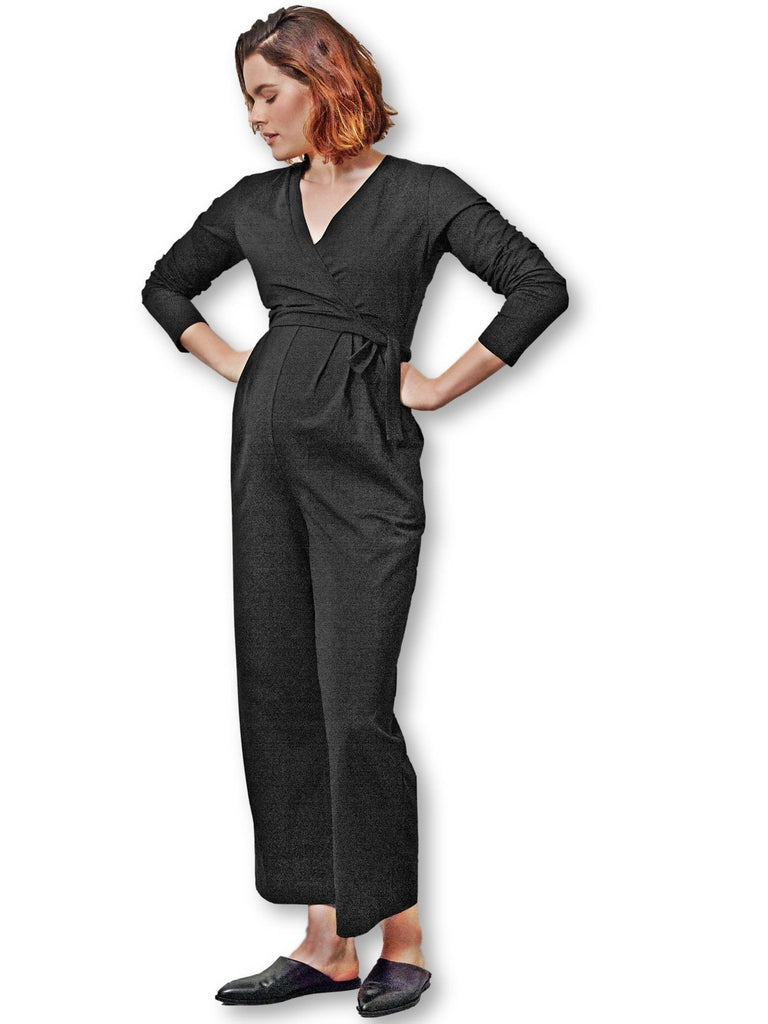 Amelia 2 Jumpsuit (Nursing) Dresses Boob Design