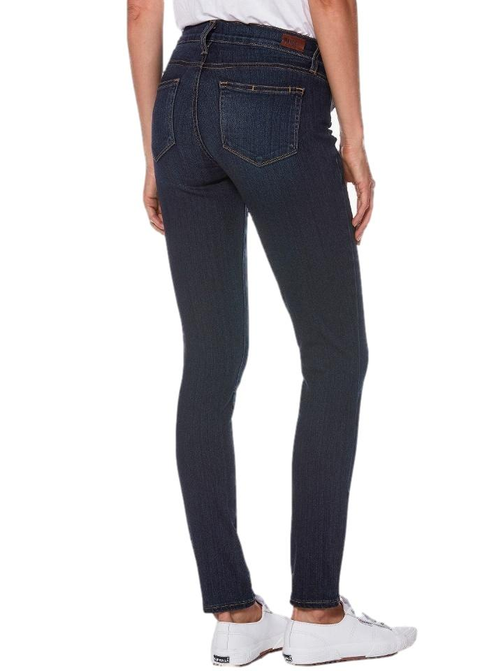 super soft comfy skinny under the belly jeans with side panels