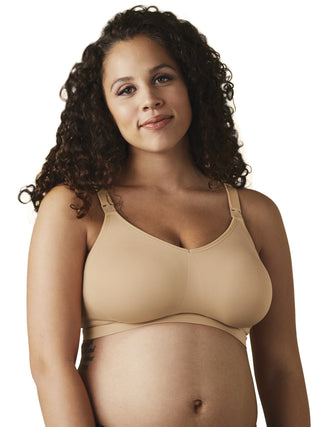 Body Silk Seamless Bra: Full Cup