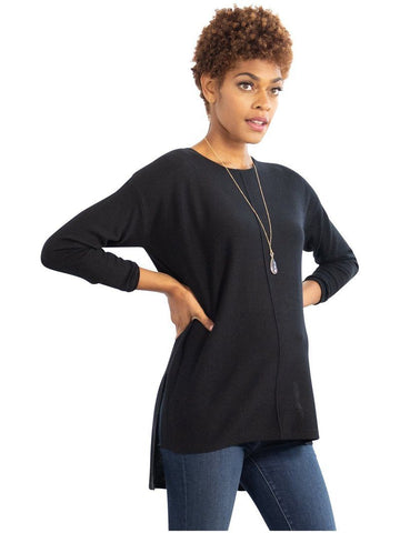 Eaton Sweater Tops mom fave M/L Black
