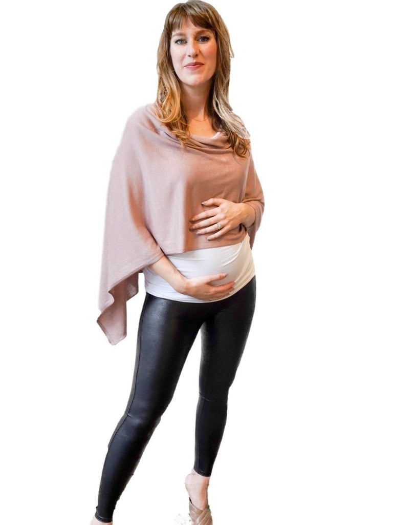 Faux Leather Leggings Bottoms Spanx