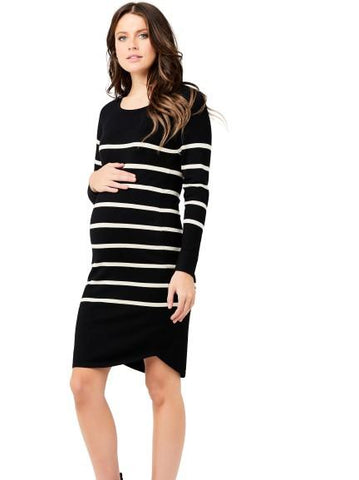 Valerie Nursing Knit Dress Dresses Ripe