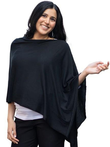 Topper/Nursing Cover Top alex & harry One Size Black