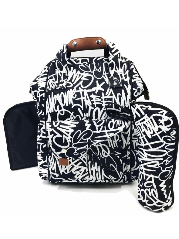 Hip Hop Diaper Bag