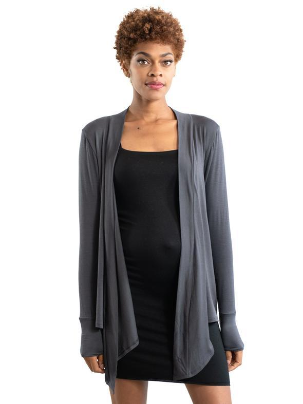 Kate Cascade Multi-Way Top for bump, nursing, postpartum and beyond.