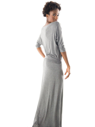 Kensington Maxi-Heather Grey