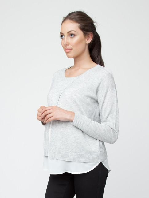 Krista Nursing Sweater
