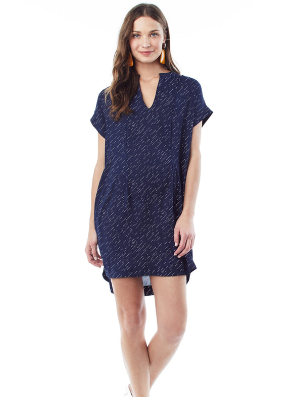 Cybelle Nursing Shirt Dress