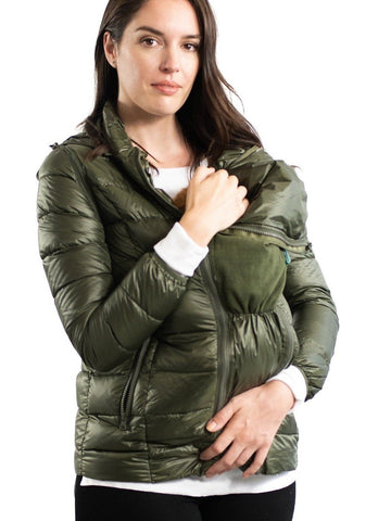 Lola Puffer Vest/Jacket Reg to Preg Tops modern eternity