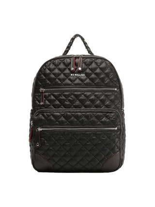 Crosby Traveler Backpack- Black
