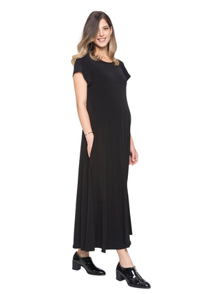 Park Slope Dress- Black