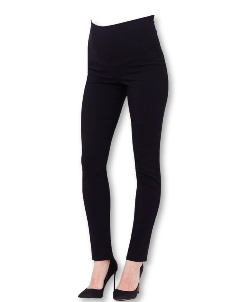 "Suzie 34"" Pant Bottoms Ripe S Black"