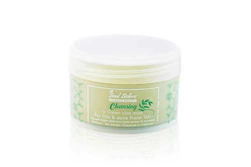 Cleansing: Green Clay Mask