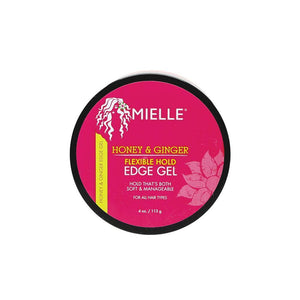Mielle Honey & Ginger Edge Gel - ThOlu Hair + Beauty