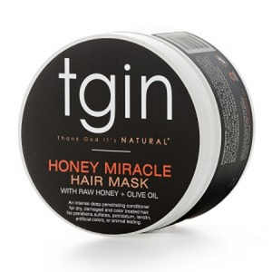 Honey Miracle Deep Conditioner for Natural Hair - ThOlu Hair + Beauty