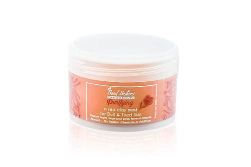Purifying: Red Clay Mask