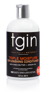 Triple Moisture Replenishing Conditioner for Natural Hair - ThOlu Hair + Beauty