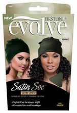 Load image into Gallery viewer, Evolve Satin Soc - ThOlu Hair + Beauty