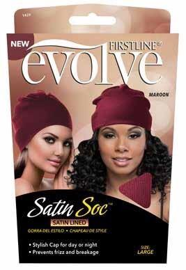 Evolve Satin Soc - ThOlu Hair + Beauty