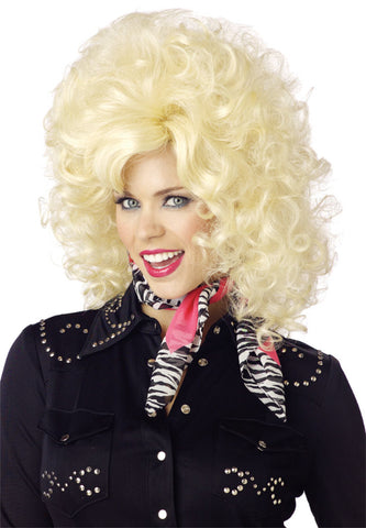 COUNTRY WESTERN DIVA ADULT WIG