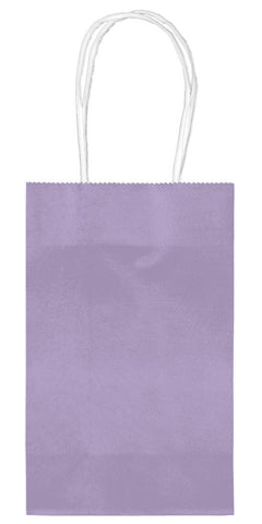 BAG - LAVENDER SOLID SMALL CUB EACH