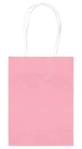 BAG - LIGHT PINK SOLID SMALL CUB EACH