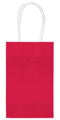 SMALL RED GIFT BAG 10 PACK
