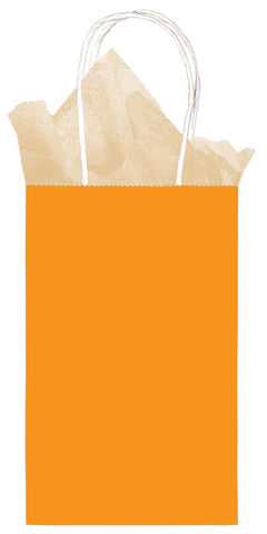 BAG - ORANGE SOLID  SMALL CUB                  EAC