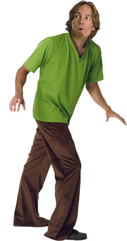 COSTUME - SHAGGY                    ADULT