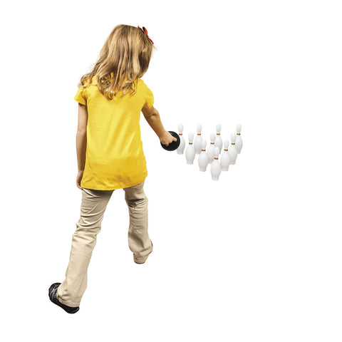 BOWLING SET - GIANT                 12 PC/SET