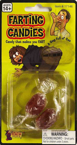 FARTING CANDY - GAG GIFT