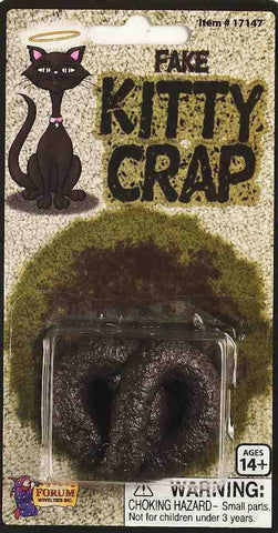 KITTY CRAP - GAG GIFT