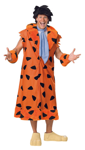COSTUME - FRED FLINTSTONE PLUS SIZE           ADUL