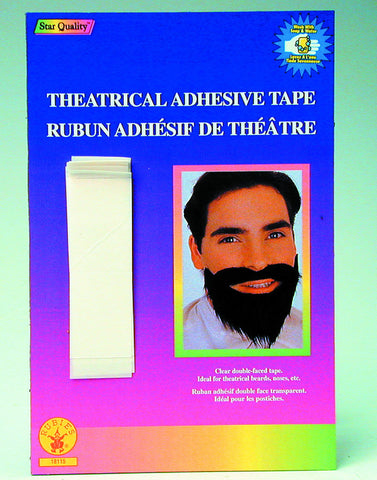 ADHESIVE TAPE - CLEAR THEATRICAL