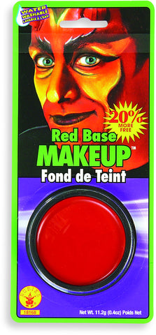MAKE UP - RED BASE .4 OZ