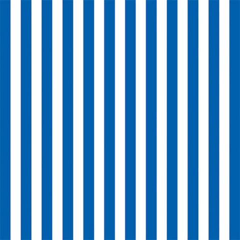"BLUE STRIPE WRAPING PAPER 16' X 30"" ROLL"