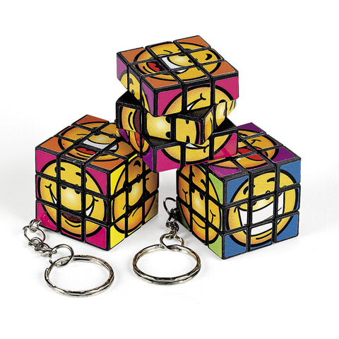 MAGIC CUBE - PUZZLE MINI FUN ASST        12 CT/PKG