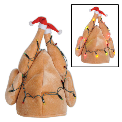 HAT - CHRISTMAS TURKEY