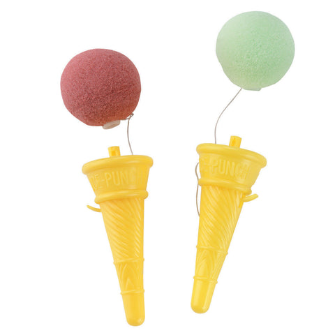 ICE CREAM CONE SHOOTER                 12 CT/PKG