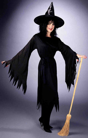 WICKED WITCH COSTUME - ADULT