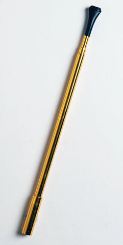 Gold Telescopic Cigarette Holder