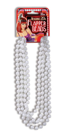 ROARING 20'S FLAPPER BEAD NECKLACE   1PC/CARD