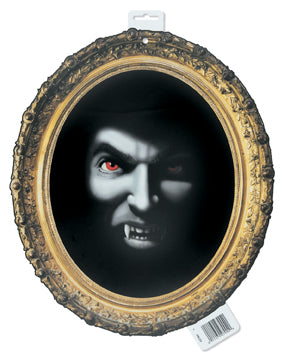 VAMPIRE IN MIRROR CUTOUT EACH